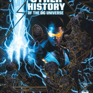 OTHER HISTORY OF THE DC UNIVERSE #1 (OF 5) CVR B JAMAL CAMPBELL (MR)