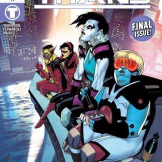 TEEN TITANS #47 CVR A BERNARD CHANG