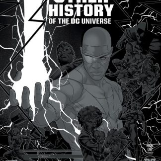 OTHER HISTORY OF THE DC UNIVERSE #1 (OF 5) CVR C METALLIC SILVER LOCAL COMIC SHOP DAY VAR (MR)