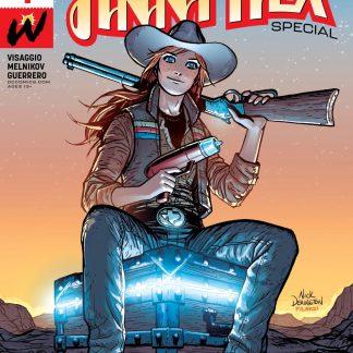 JINNY HEX SPECIAL #1 (ONE SHOT) CVR A NICK DERINGTON