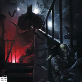 BATMAN #104 CVR B FRANCESCO MATTINA CARD STOCK VAR