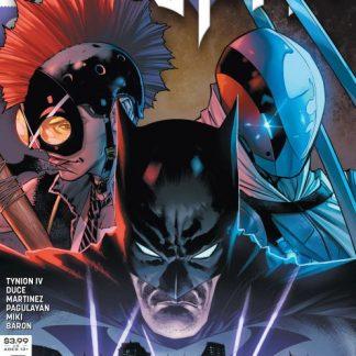 BATMAN #105 CVR A JORGE JIMENEZ