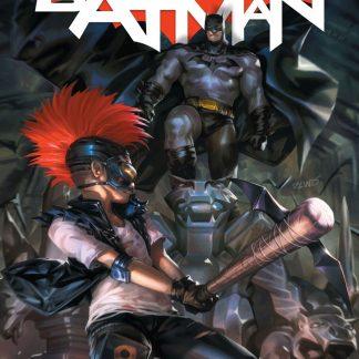 BATMAN ANNUAL #5 CVR A DERRICK CHEW