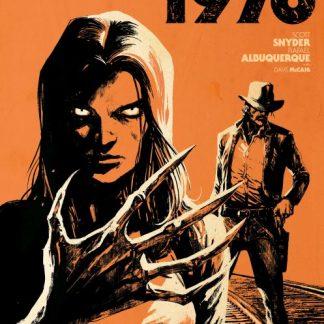 AMERICAN VAMPIRE 1976 #3 (OF 9) CVR A RAFAEL ALBUQUERQUE (MR)